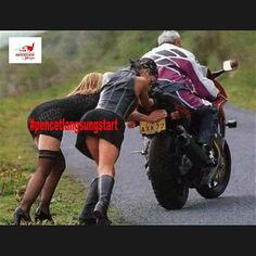extreme motorcycle crash stupid biker fail and win - So Funny Epic Fails Pictures