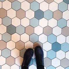 #artbeneathourfeet in Haarlem   #fromwhereistand #tileaddiction #ihavethisthingwithfloors #ihaveathingforfloors #selfeet #tiles #flooraddict #tileaddict #geometric #shapes #feet #travel #exploring #haarlem #netherlands #pretty #colourful #ihavethisthingwithtiles by lucyschmidtart