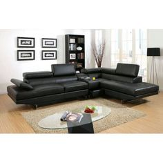 702 Top Leather Sectional Sofas images   Leather sectional sofas ...