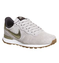 Nike Nike Internationalist (w) String Metallic Gold Grain - Hers trainers