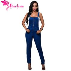 Dear Lover Fashion suspender trousers Jumpsuit Jeans for Women Trendy Denim Wash Overall Casual Skinny Ladies Long Pants LC64173 //Price: $37.70 & FREE Shipping //     #newin    #love #TagsForLikes #TagsForLikesApp #TFLers #tweegram #photooftheday #20likes #amazing #smile #follow4follow #like4like #look #instalike #igers #picoftheday #food #instadaily #instafollow #followme #girl #iphoneonly #instagood #bestoftheday #instacool #instago #all_shots #follow #webstagram #colorful #style #swag…