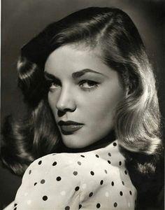 Beautiful    Loren Bacall