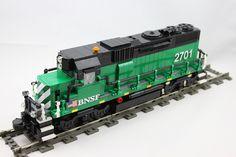 BNSF GP39-2 | Flickr - Photo Sharing!