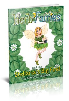 Get a FREE copy of Herb Fairies Book One — LearningHerbs