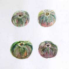 Green Tomatoes by Mary Jo Major