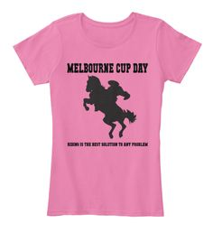 Melbourne Cup Race T Shirt Melbourne Cup Dresses, Racing, T Shirts For Women, Pink, Mens Tops, Running, Auto Racing, Pink Hair, Roses