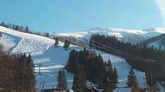 V&p ski slope