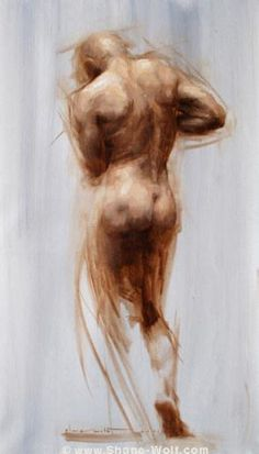 Shane Wolf: Figure Paintings: all works exclusively from life