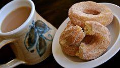 My ultimate comfort food - easy doughnut recipe!