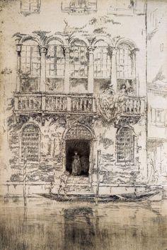 Whistler - The Balcony (Venice)