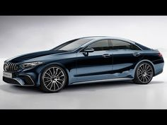 ALL NEW 2018 MERCEDES-BENZ CLS l EXTERIOR & INTERIOR DESIGN l BEAUTY SHOTS (NO MUSIC) - YouTube