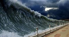 Arti Mimpi Melihat Tsunami dan Banjir Tapi Selamat | Arti Mimpi A-Z