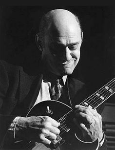 Joe Pass - an amazing guitar player, considered the Paganini of Jazz.