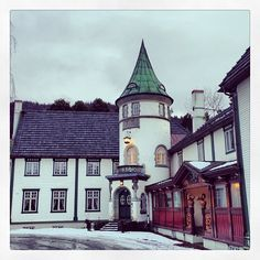 Bårdshaug Herregård, Orkanger - Instagram photo by @metervismedideer #trondheim #orkanger #travel #norway