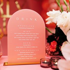 Cheers to Frosted Blush! 🌸🥂 Our drinks menus for the beautiful styled shoot for 💖🙌🏻 Wedding Events, Our Wedding, Dream Wedding, Wedding Navy, Weddings, Wedding Paper, Chic Wedding, Wedding Table, Modern Wedding Stationery