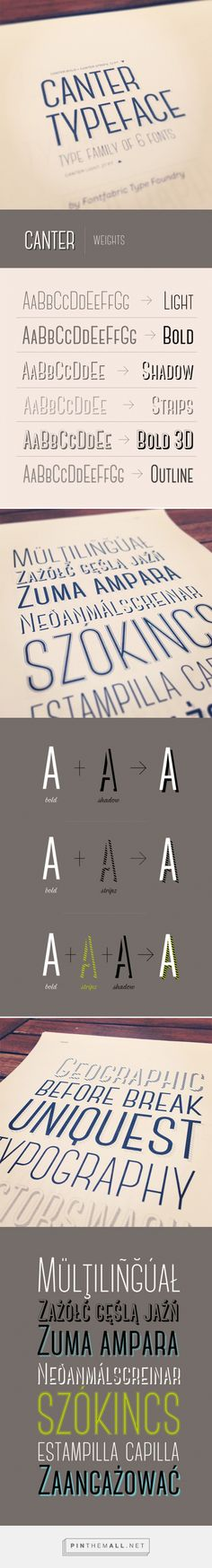 Canter Free Fonts - Free Design Resources