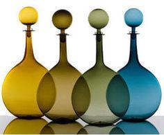 Modern Glass by Joe Cariati