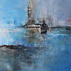 umj.art - Ulla Maria Johanson: 2018-03-02 #1208On the WayAcrylic on board, 15x1...