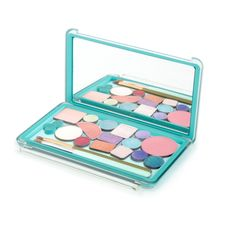 Reduce your cosmetic footprint and save money by using this palette and refillable makeup pigments.
