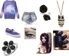 Hipster Outfit by Rae McDonald <3