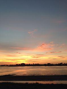 New Orleans sunrise