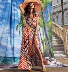M6744  Misses' Dresses  Retail Price: $18.95  Our Price: $11.37  ClubBMV Price: $9.10 (About ClubBMV)