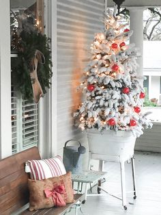 972 best Shabby Chic Christmas images on Pinterest in 2018 ...