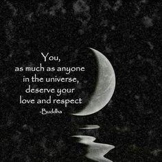 U as much as anyone