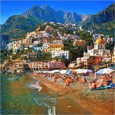 Positano: One of my dreams destination
