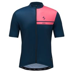 Morvelo Bloc Blue Standard Jersey heren is een lichtgewicht wielershirt van… Cycling Wear, Bike Wear, Cycling Jerseys, Cycling Outfit, Cycling Clothing, Rugby Clothing, Women's Cycling, Triathlon, Bike Kit