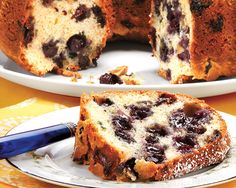 Blueberry Coffee Cake - Recipes at Penzeys Spices