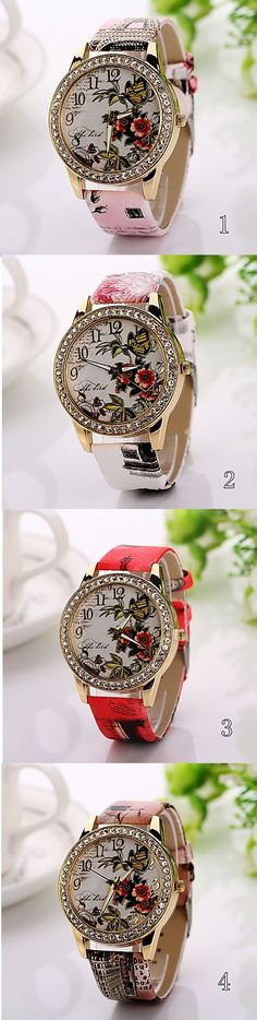 Looking for a birthday gift for a girlfriend? Check out these adorable watches. Aren't they cute? Explore more with us.