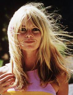 Brigitte Bardot in Saint Tropez,1966