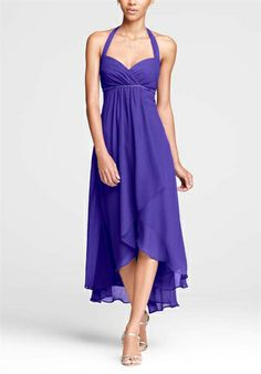 I love this bridesmaids dress...def goes with my vision of a Spanish Chic Wedding