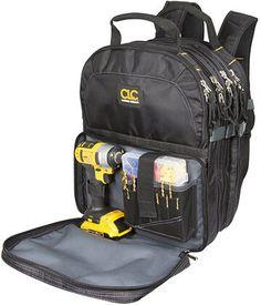 Custom LeatherCraft 1132 Tool Backpack
