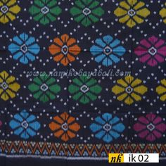 Endek, A traditional hand woven textile for more details visit our web : www.namikebayabali.com