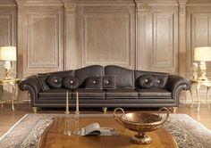 Classic sofas: important dimensions