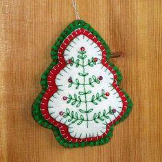 """Mariposas y Libélulas: Diademas y Complementos de Moda Infantil Handmade: Adornos """"handmade"""" para el árbol de Navidad"""""""