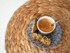 Cantuccini mit Pistazien glutenfrei und vegan