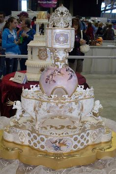 Cake Design Competition Show : 1000+ images about Competition cakes on Pinterest Cake ...