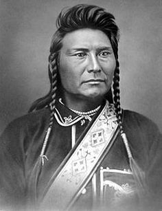 "Chief Joseph. Nimi'ipuu, which means the ""real people"" or ""we the people."" Pinned by indus® in honor of the indigenous people of North America who have influenced our indigenous medicine and spirituality by virtue of their being a member of a tribe from the Western Region through the Plains including the beginning of time until tomorrow."