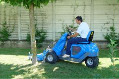 M14D avec tondeuse Plein Air, Lawn Mower, Outdoor Power Equipment, Free Time, Lawn, Hobbies, Bricolage, Lawn Edger