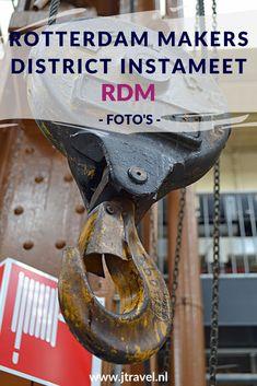 RDM Rotterdam is onderdeel van het Rotterdam Makers District. Ik nam hier deel aan een instameet. RDM bestaat uit het Innovation Dock en de Onderzeebootloods. Beide delen hebben nog authentieke en fotogenieke onderdelen. Mijn foto's van de RDM in Rotterdam zie je hier. Kijk je mee? #RDM #rotterdammakersdistrict #instameet #innovationdock #rotterdam #onderzeebootloods #jtravelblog #jtravel #fotos
