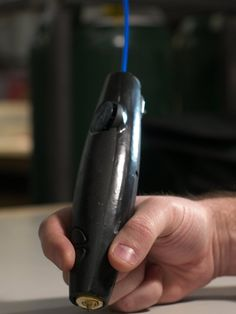 3ders.org - The world's first 3D printing pen launches on Kickstarter | 3D Printer News & 3D Printing News
