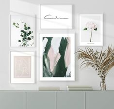 Printable Gallery Wall set digital set of 6 prints gallery | Etsy