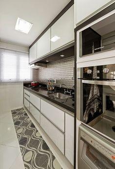 Apartamento decorado moderno e maravilhoso – conheça todos os ambientes! - Decor Salteado - Blog de Decoração e Arquitetura