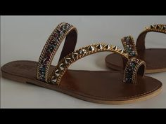 Shoe Making: The Sandal - London College of Fashion Short Courses - YouTube