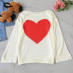 ca15ce54e0 Frigirl In My Heart Patchwork Ke-Bai Mi Knitting Sweaters  frigirl  sweaters