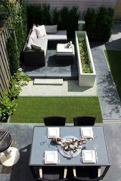 Idee voor onze tuin.