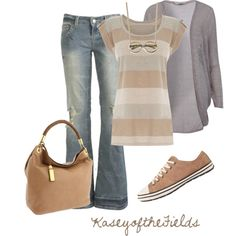 Neutral Territory by kaseyofthefields on Polyvore